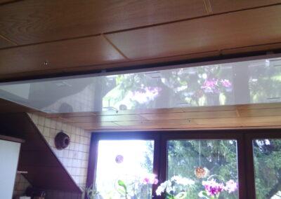 Photonenheizung als Alu-Komposit Deckenheizung mit Beleuchtung